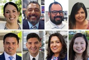 District Appoints New Administrators for 2020-21.