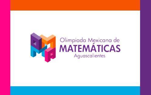 Olimpiada Mexicana de Matemáticas Aguascalientes Featured Photo