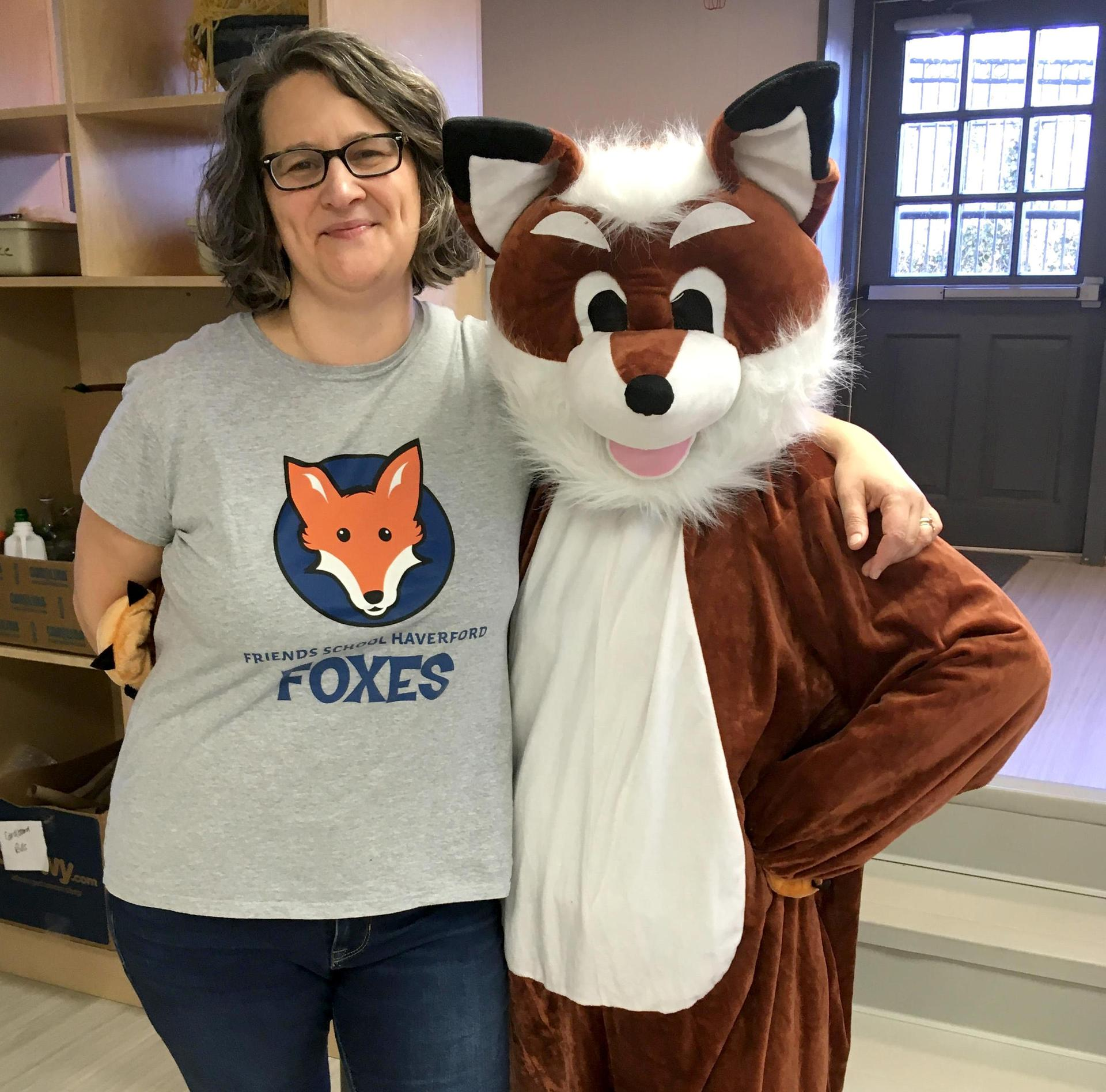 Liza and the fox