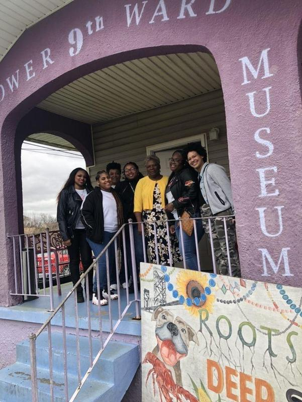 Scholars Visit New Orleans and Learn about the Impact of Hurricane Katrina Thumbnail Image