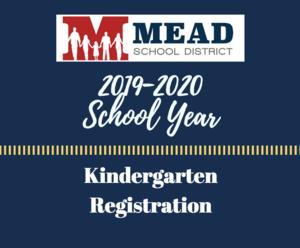 Kindergarten Enrollment Announcement