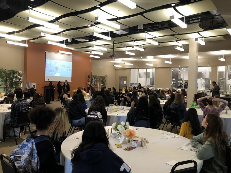 i3 Learn students attend #GirlsInSTEM event at SWCTA! Featured Photo
