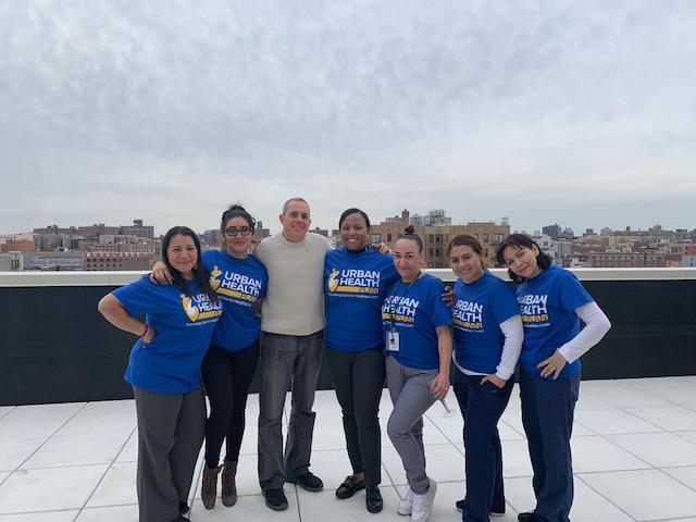 Newtown's Urban Health Center Staff