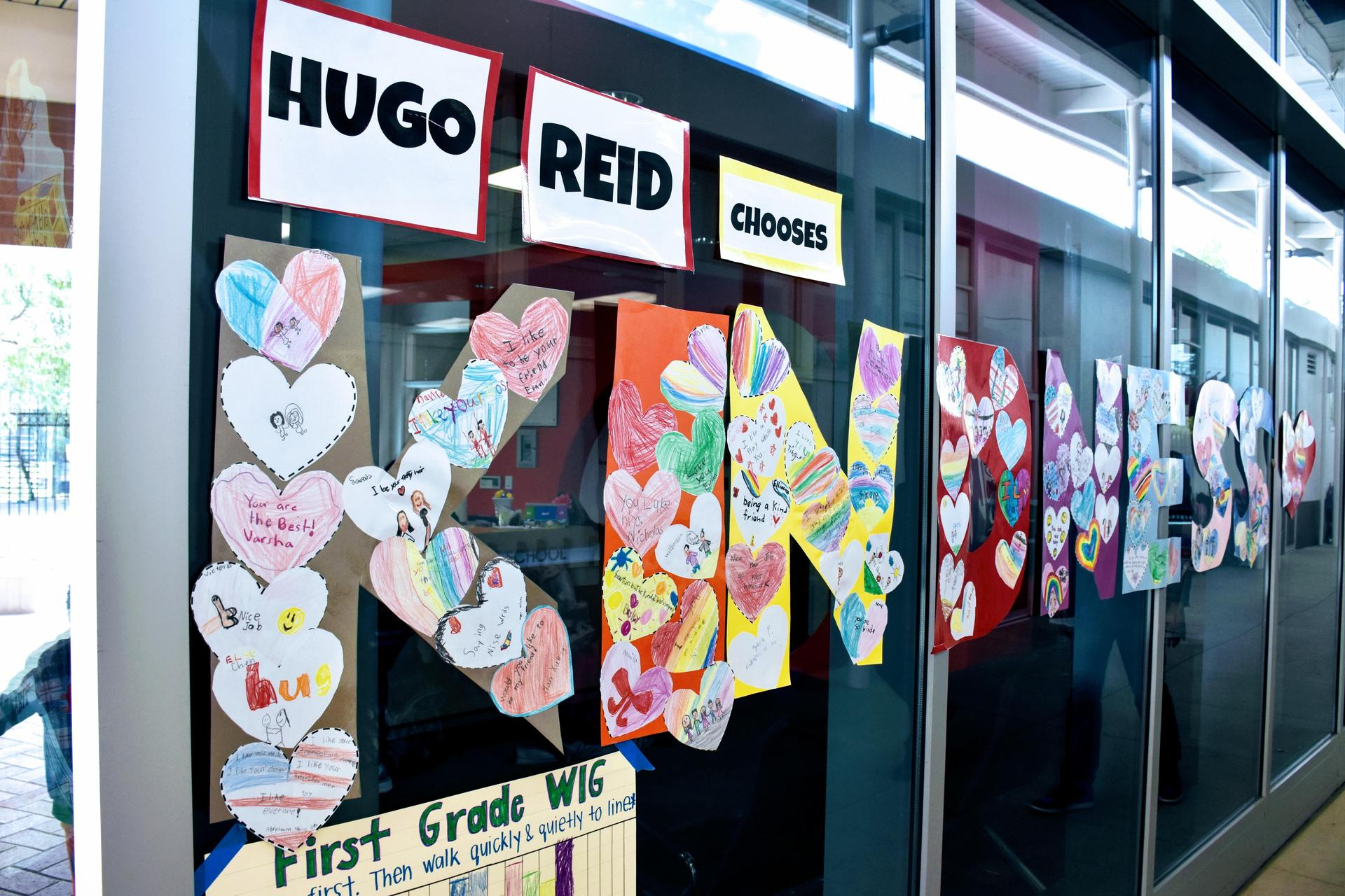 Messaging from the Great Kindness Week Challenge!
