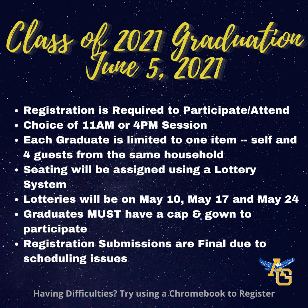 Graduation Registration Information