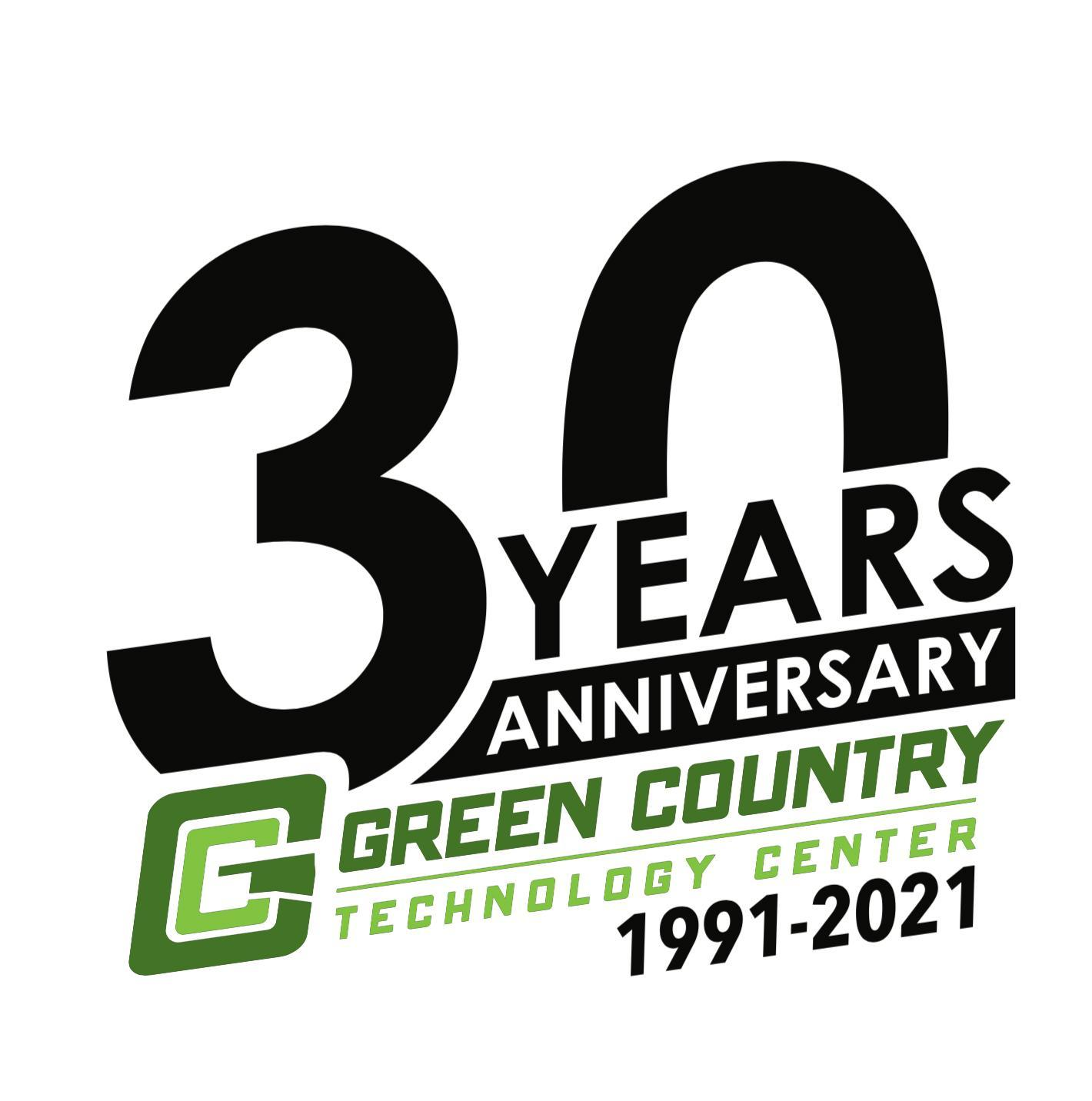 GCTC 30th Anniversary Logo