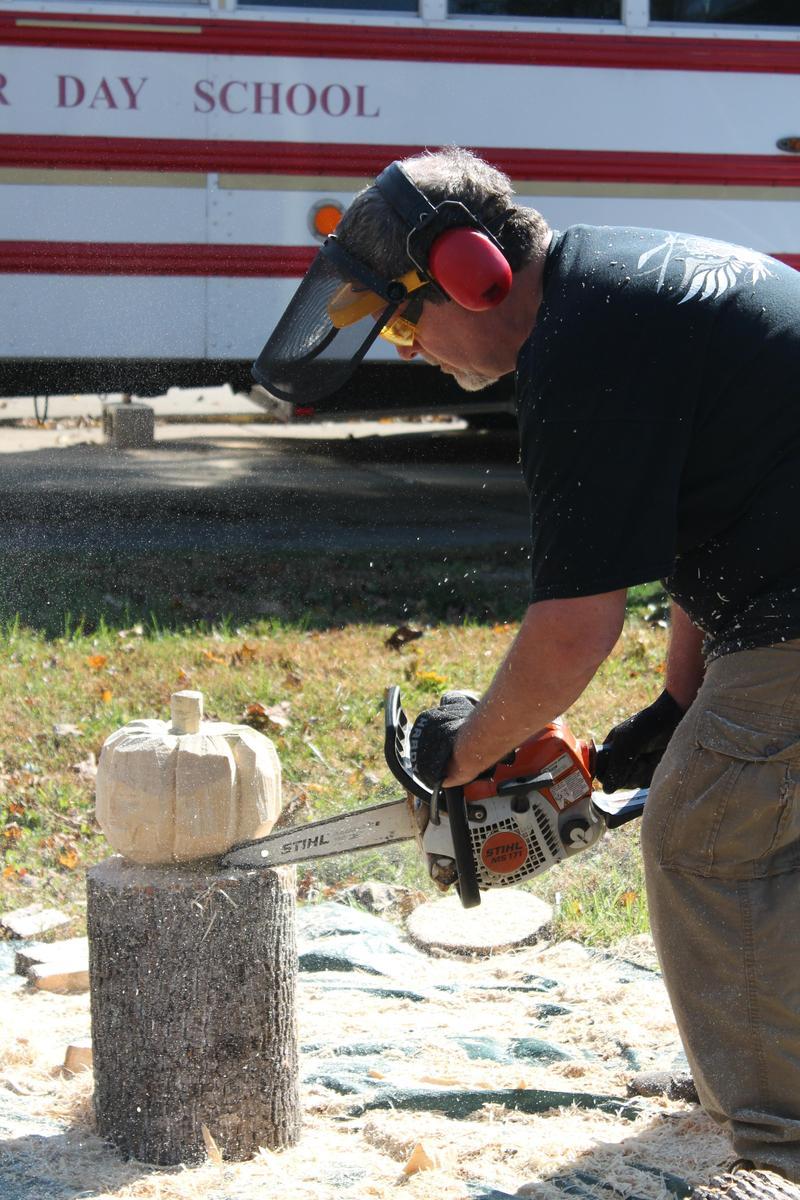 Wood Artist Visits Thumbnail Image