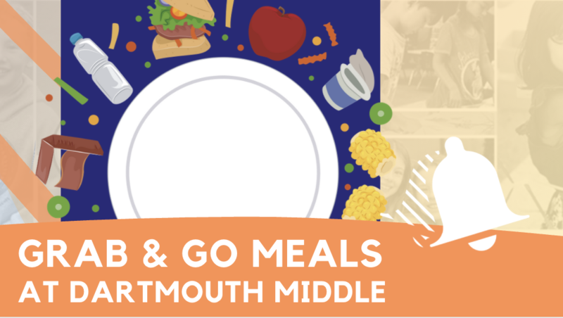 Complimentary Grab & Go Meals Summer Pick-Up Days at Dartmouth Middle Featured Photo