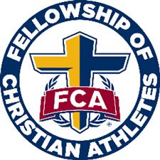 Fellowship of Christian Athletes banner