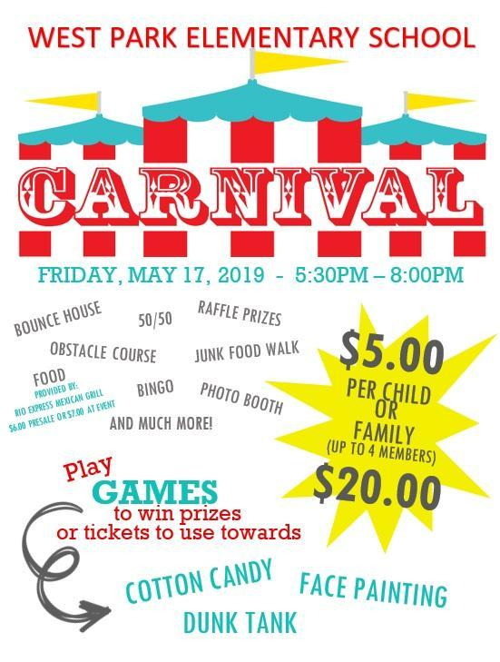 Canival flyer