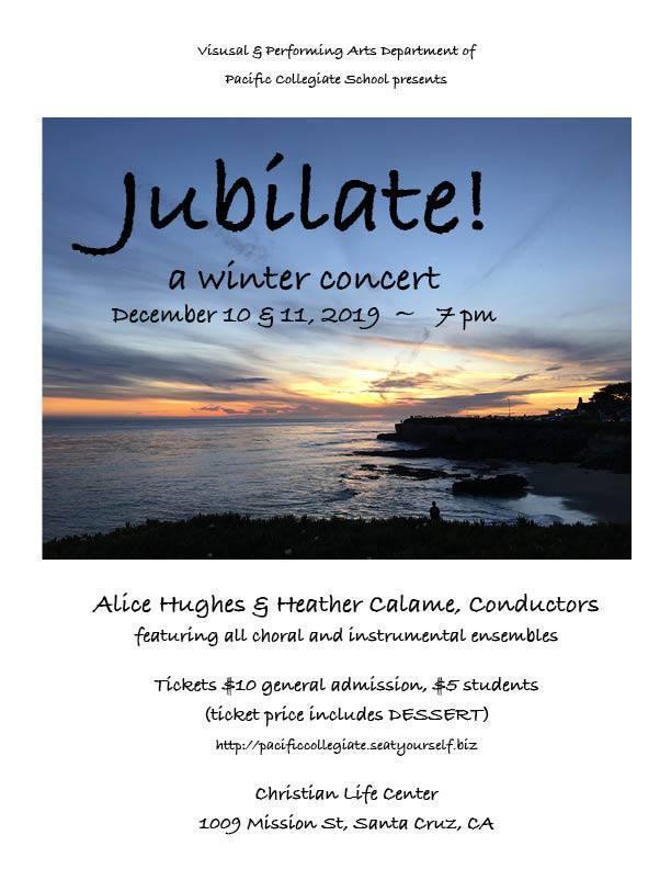 Jubilate! A Winter Concert Thumbnail Image