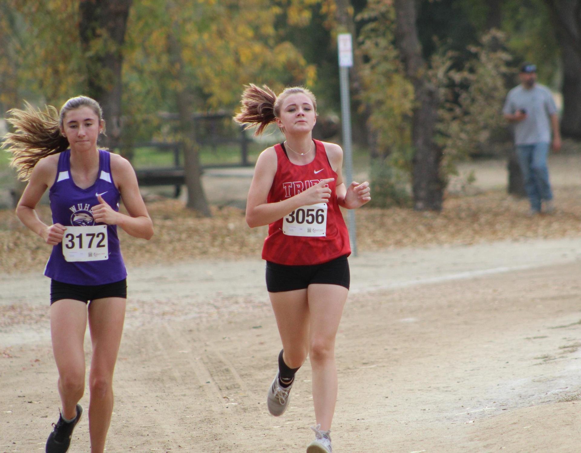 Roxxana Boyajian running
