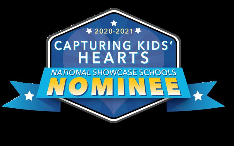 national showcase school nominee logo