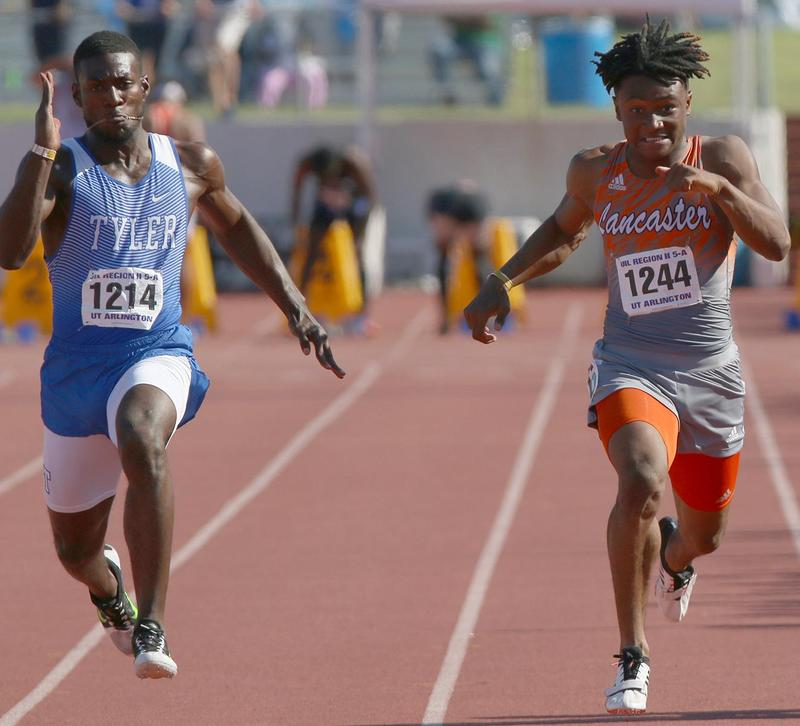 Lancaster Tiger Boys and Girls Track teams head to UIL State Meet Thumbnail Image