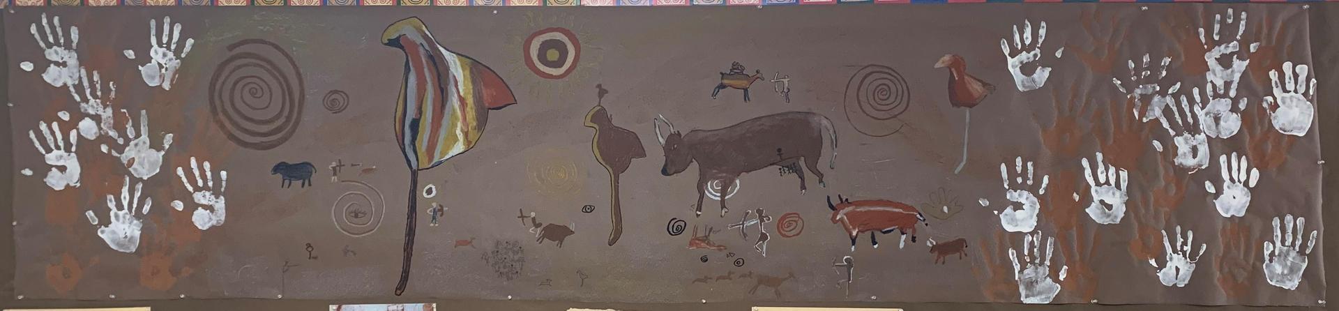 cave mural