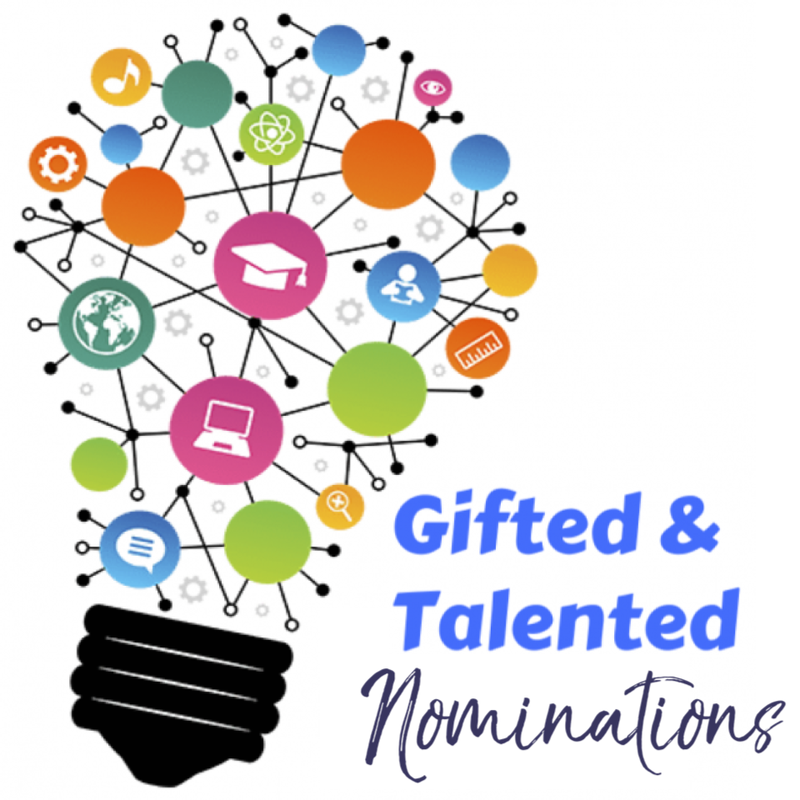 Advanced Academic Service (GT) Nominations Featured Photo