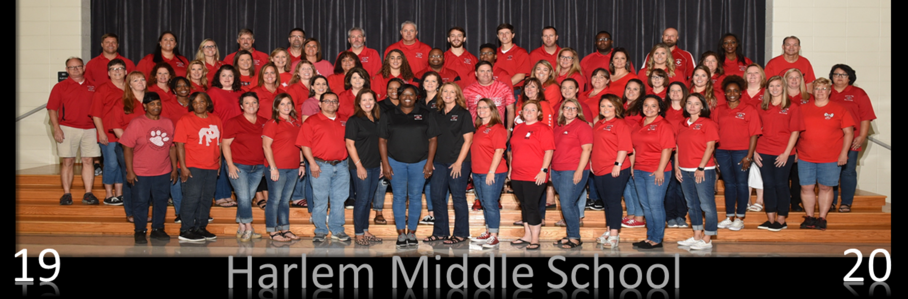 Faculty & Staff 19-20