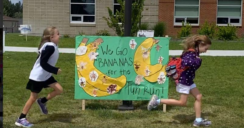 Bananas for running