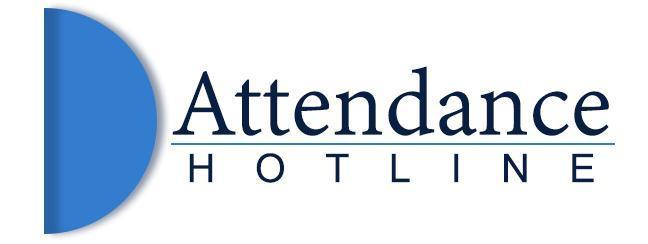 Attendance Hotline link