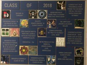 2018 tile wall
