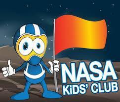 Logo for NASA's Kids' Club