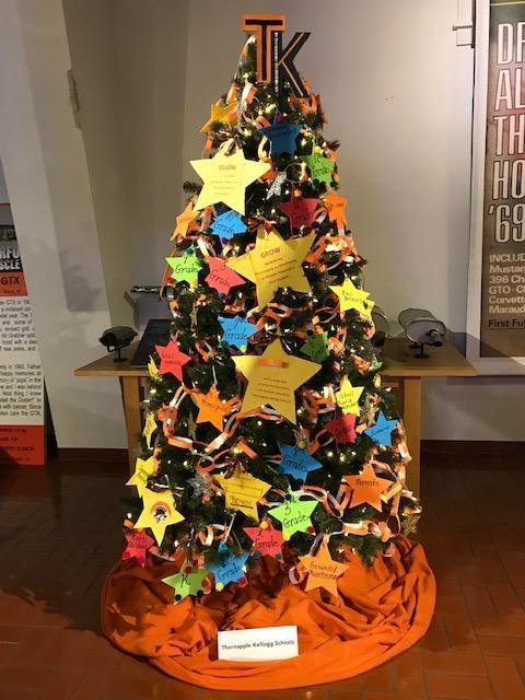 Vote for the TK tree at the Barry County Festival of Trees.