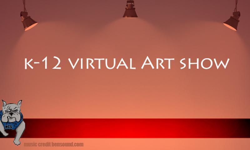 Senior & k-12 Art Shows