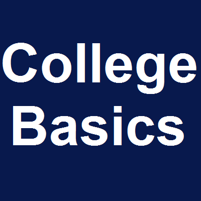 High School and College Basics Night Thumbnail Image