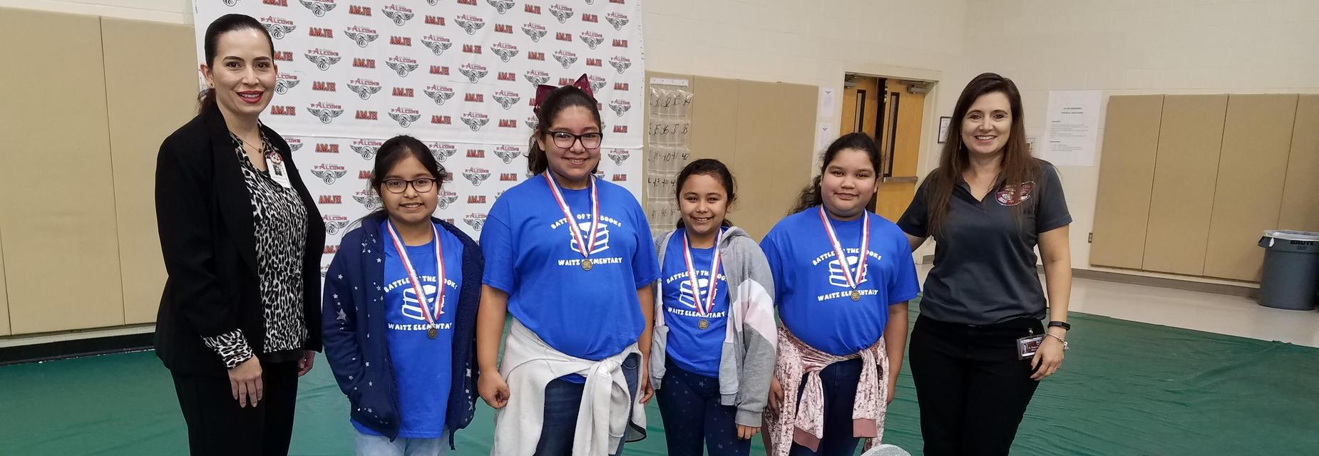 Bluebonnet team