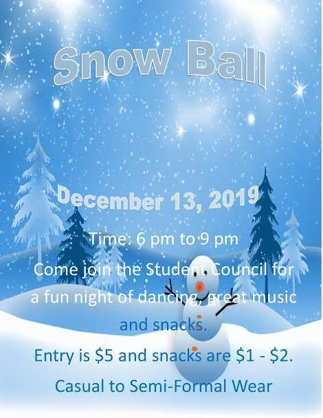 Snowball Dance Featured Photo