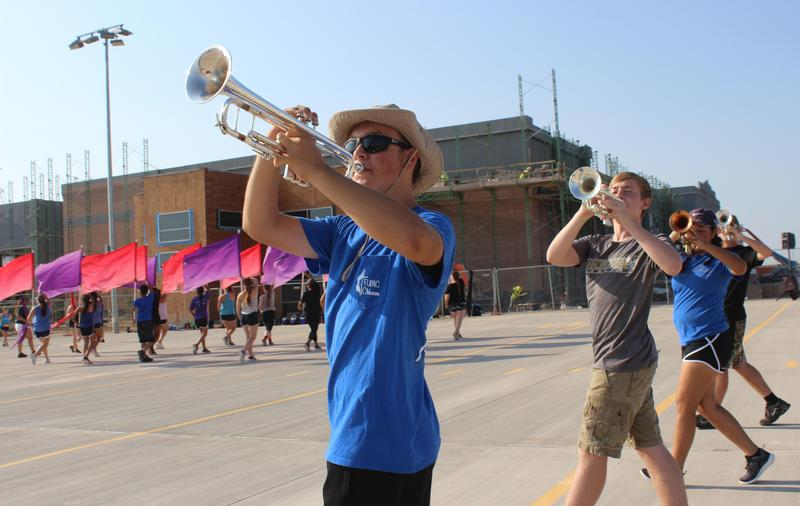 Golden Pride Summer Band Camp pic