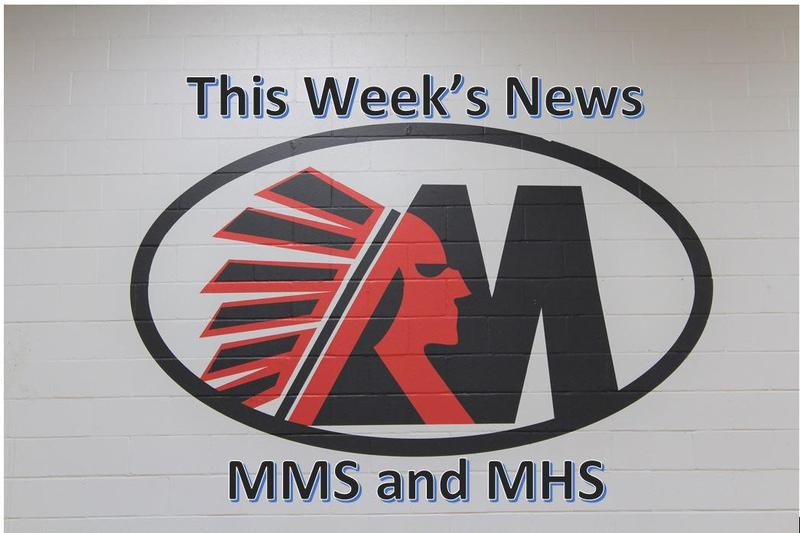 News from MHS and MMS
