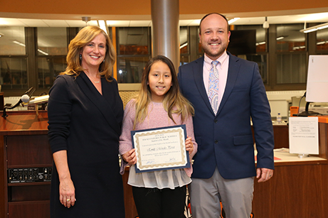 Willow Grove Student of the Month - February 2020 - Emily Morales Perez