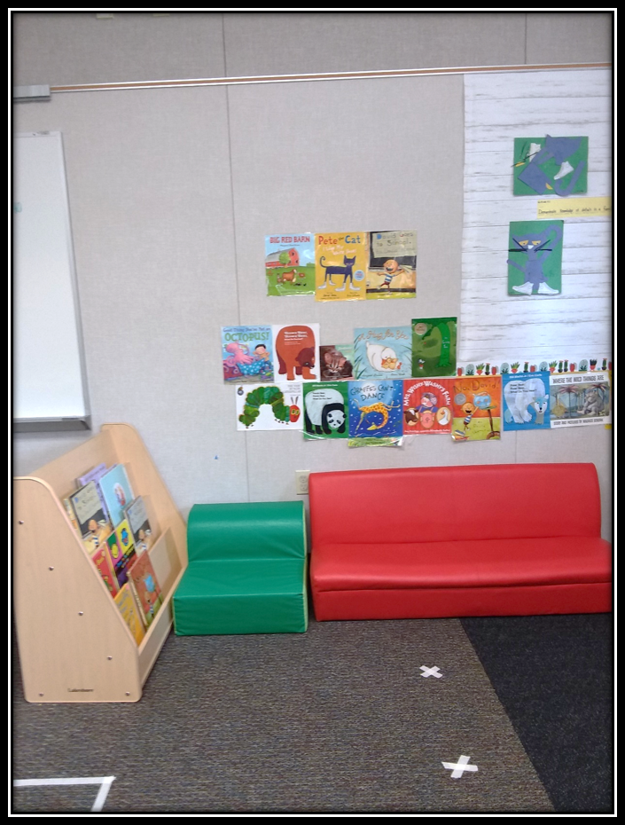 Picture of Library area