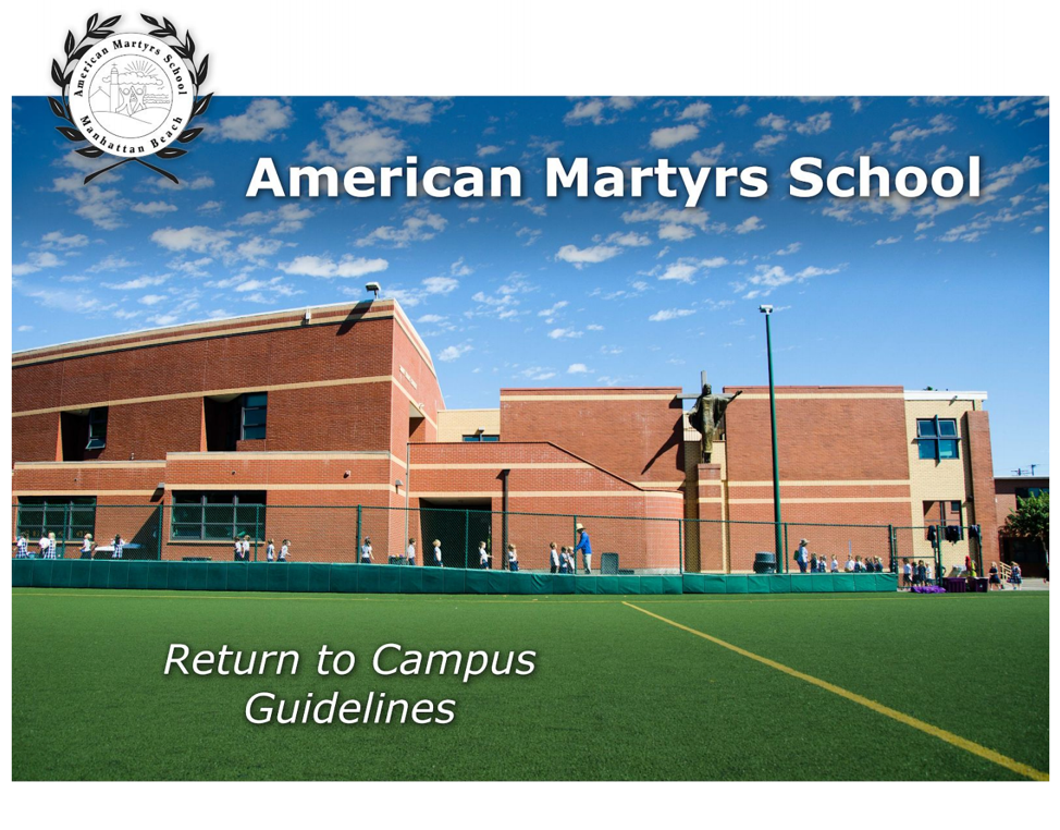 Return to Campus Guidelines Image