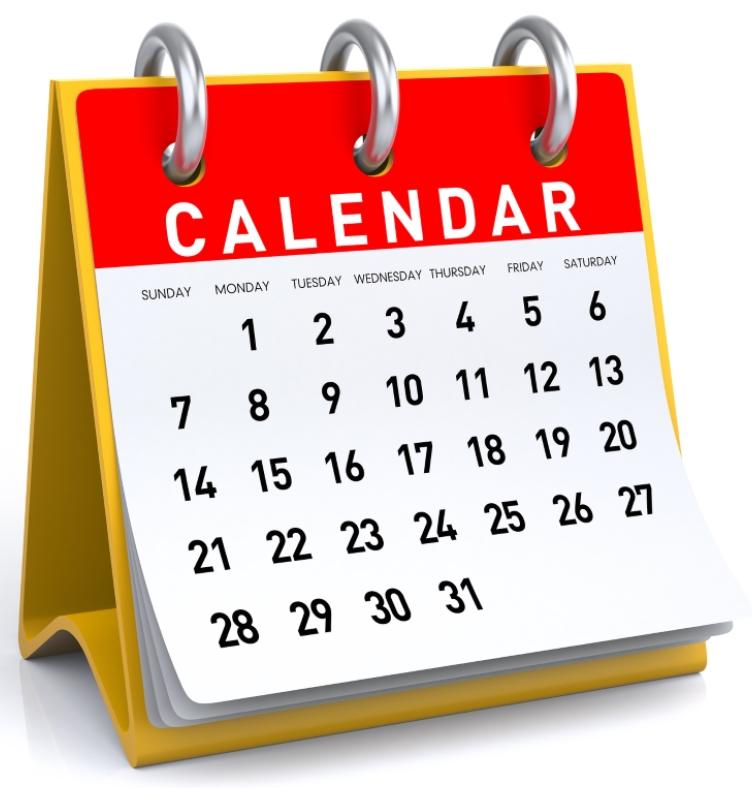 ELAC Calendar