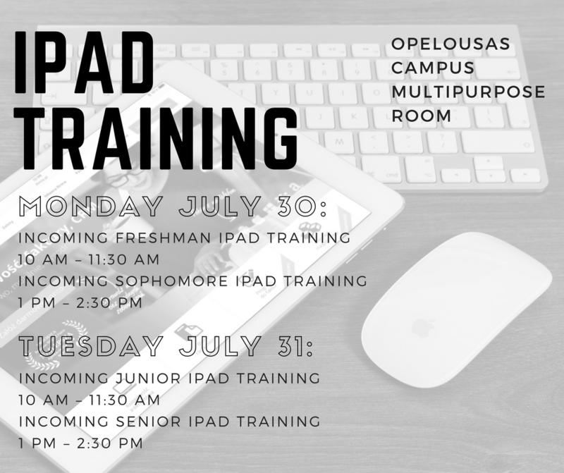 iPad Training Thumbnail Image