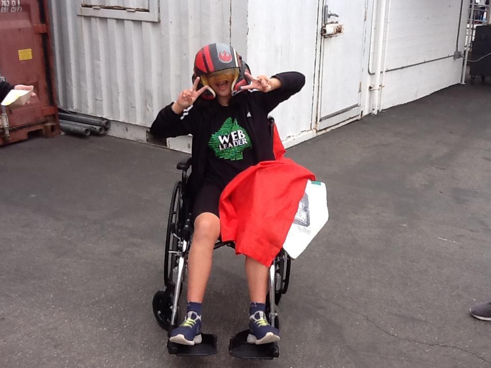 8th Grader: Speed Racer