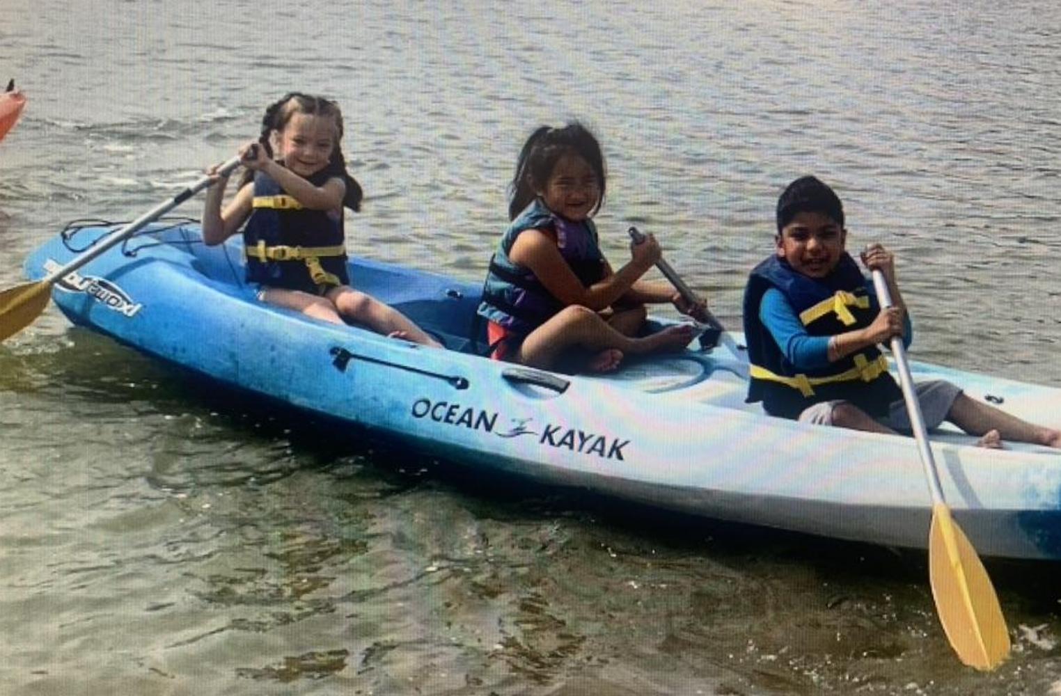 Kinder Ocean Safety