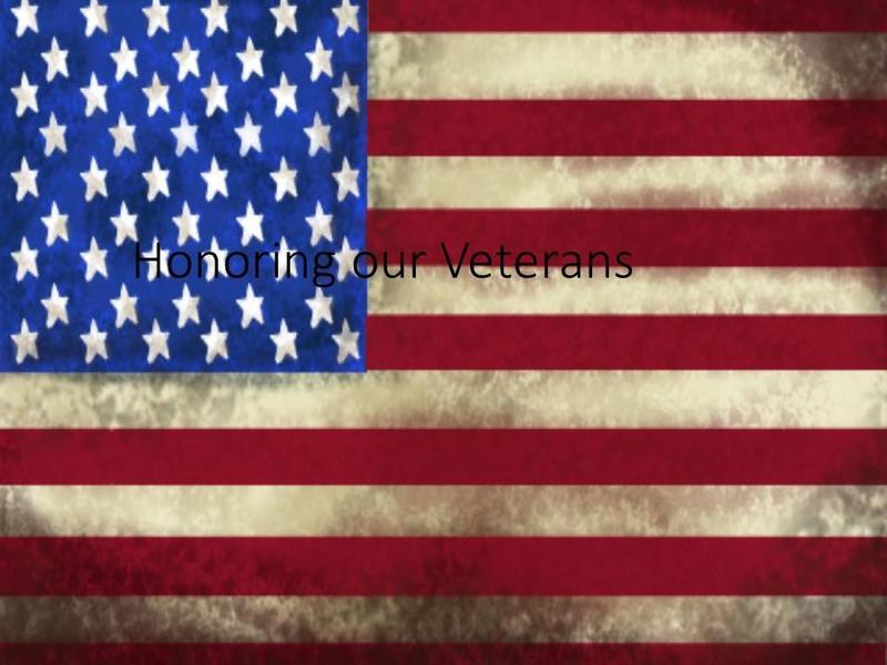 Veteran's Day 2019 Thumbnail Image