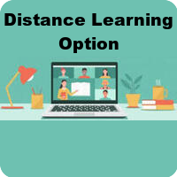DISTANCE LEARNING OPTION Featured Photo