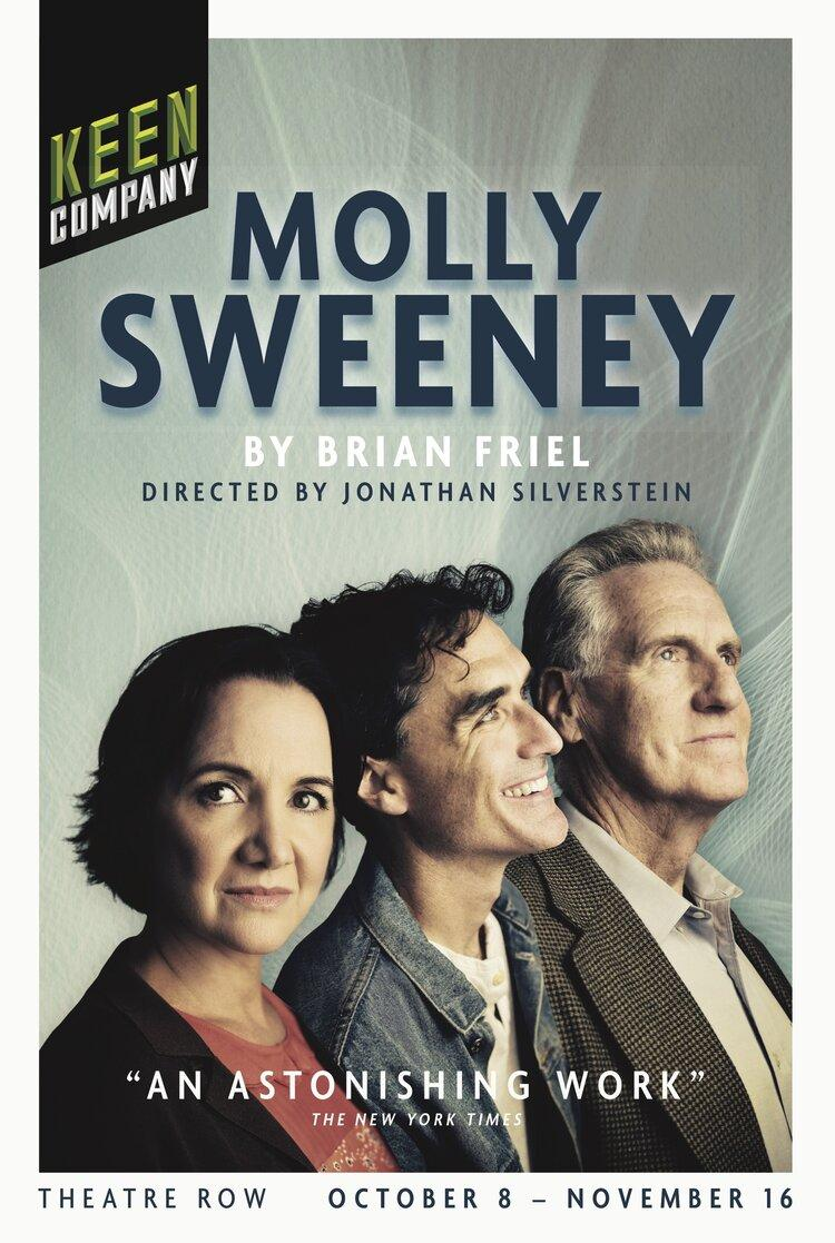 Poster image of Molly Sweeney