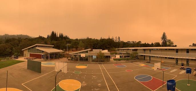red sky school