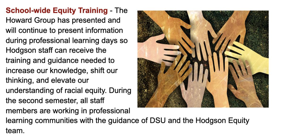 DEI School-wide Equity Training