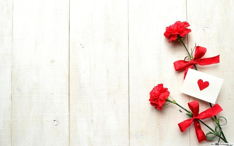 Valentine Carnation & Bundt Cake Fundaraiser Featured Photo