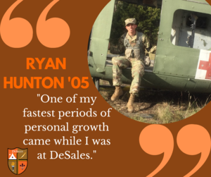 Ryan Hunton '05