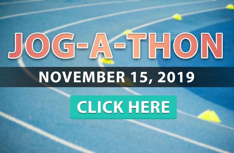 Glenview Elementary Jog-A-Thon on November 15