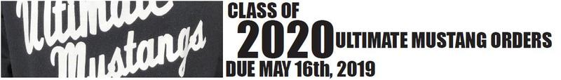 Class of 2020: It is time to order your Ultimate Mustang Shirt Thumbnail Image