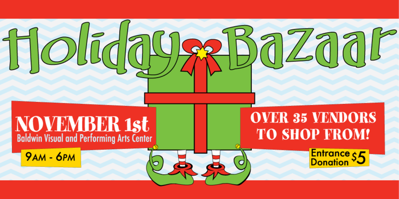 Annual Holiday Bazaar Featured Photo
