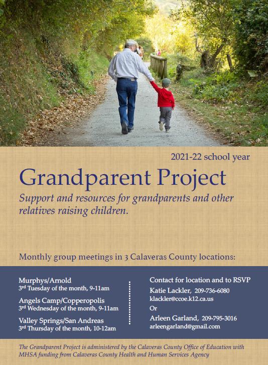 Grandparent Project General Flyer